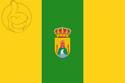 Bandera Sanlúcar de Guadiana
