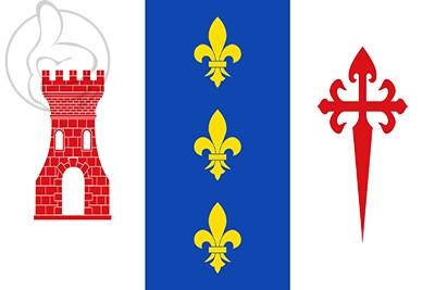 Bandera Torre de Juan Abad