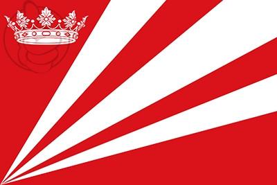 Bandera Villalba del Rey