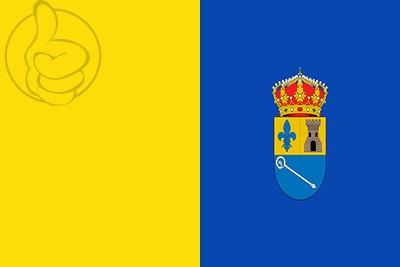 Bandera Villar de Domingo García