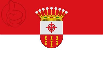 Bandera Villarrubia de los Ojos