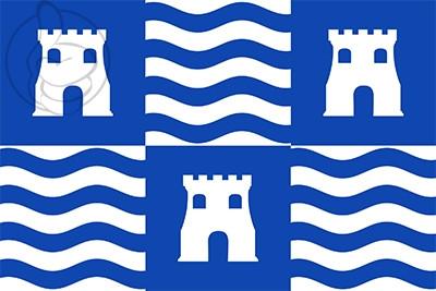 Bandera Lucainena de las Torres