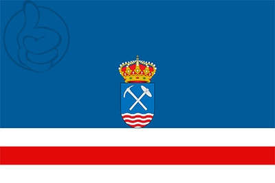 Bandera Minas de Riotinto