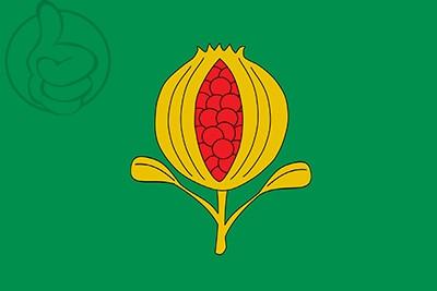 Bandera La Granada de Riotinto