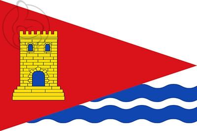 Bandera Tórtola de Henares