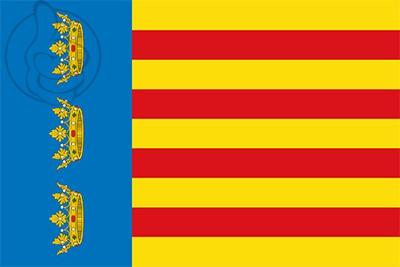 Bandera Burriana