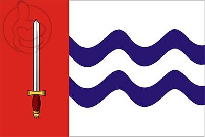 Bandera San Miguel de Bernuy
