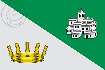 Bandera Villanueva de Viver