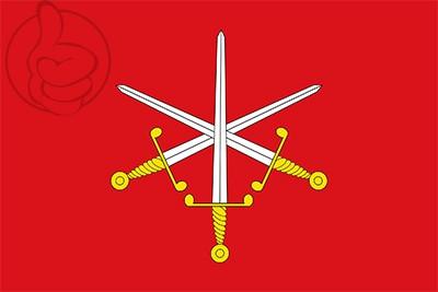 Bandera Espadilla