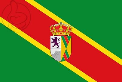 Bandera Orusco de Tajuña