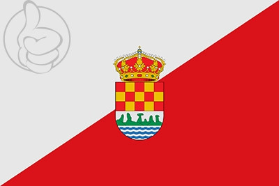 Bandera Berrocal de Huebra