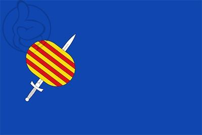 Bandera Cabra de Mora