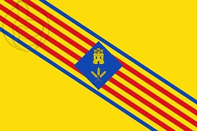 Bandera Villafranca del Campo