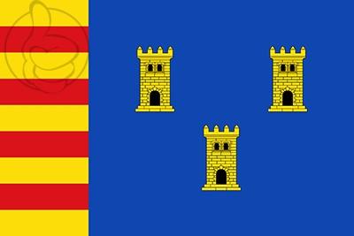 Bandera Villarquemado