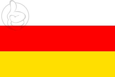 Bandera Osetia