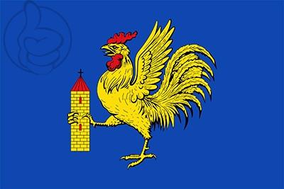 Bandera Gallocanta