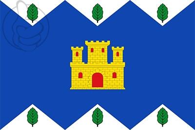 Bandera Los Fayos