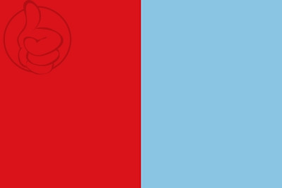 Bandera Rupit i Pruit