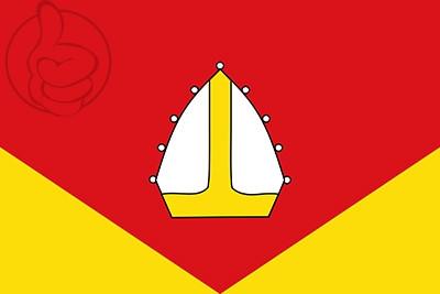 Bandera Sant Cebrià de Vallalta