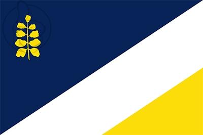 Bandera Sant Pere de Riudebitlles