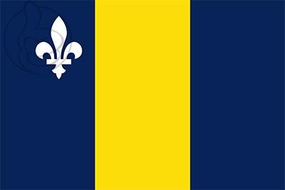 Bandera El Pla del Penedès