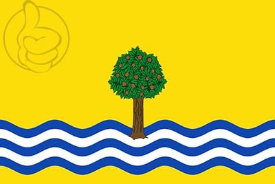 Bandera Nuez de Ebro