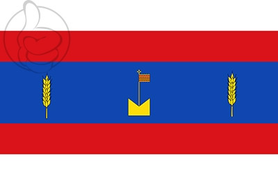 Bandera Piedratajada