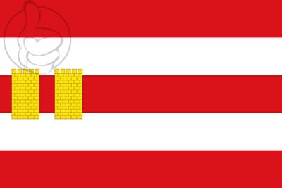 Bandera Rueda de Jalón