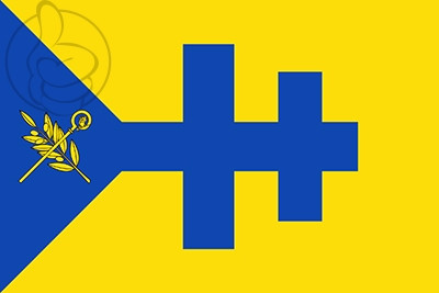 Bandera Santa Cruz de Grío