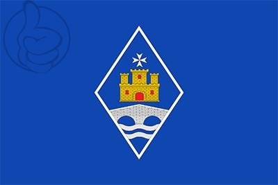 Bandera Castejón del Puente