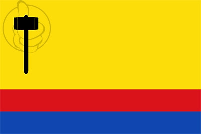 Bandera Maçanet de Cabrenys