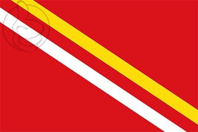 Bandera Pedret i Marzà
