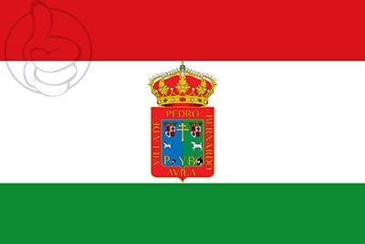 Bandera Pedro Bernardo