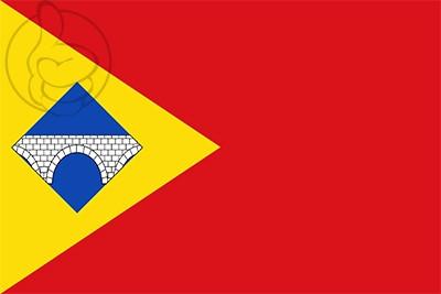 Bandera Puente de Montañana