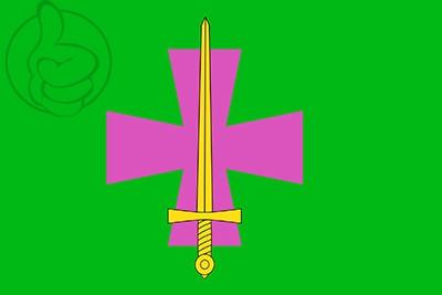 Bandera Sant Martí de Llémena
