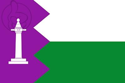 Bandera Villarejo del Valle
