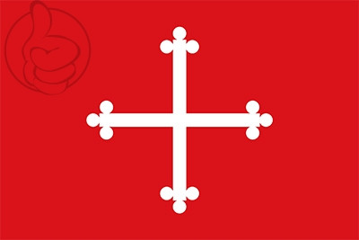 Bandera La Bisbal d\'Empordà