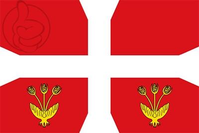 Bandera La Coma i la Pedra