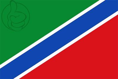 Bandera Belver de los Montes