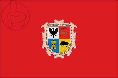 Bandera Alsasua