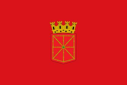 Bandera Navarra Deuxième République