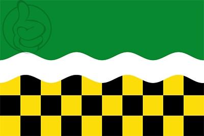 Bandera Ribera d\'Urgellet