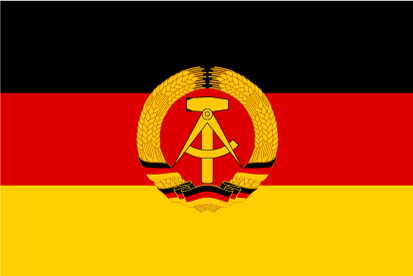Bandera East Germany