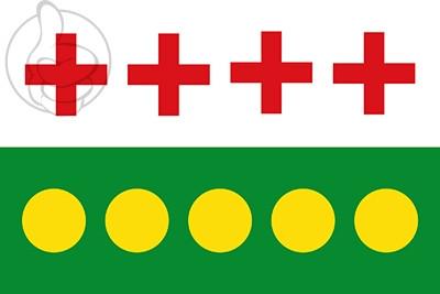 Bandera Quintanilla de Trigueros