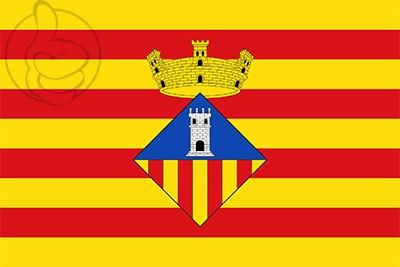 Bandera Santa Eugènia