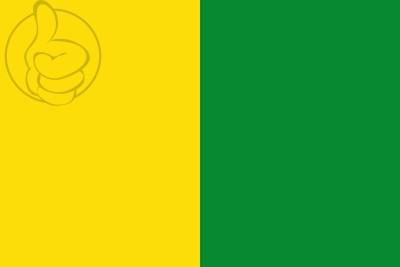 Bandera Serrada