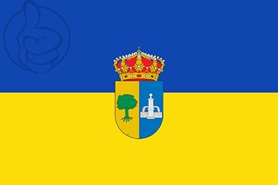 Bandera Fuentecén