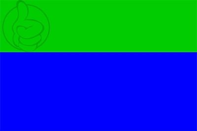 Bandera Bárcena de Cicero
