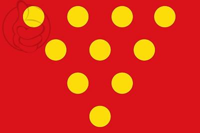 Bandera La Horra