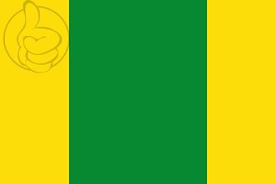 Bandera Ribamontán al Monte